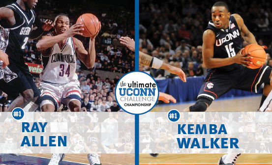 Ray Allen vs. Kemba Walker