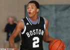 Jalen Adams of  Mass.