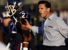 Bob Diaco (Photo: UConn athletics)
