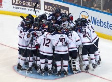 UConn Hockey begins its first season in Hockey East.