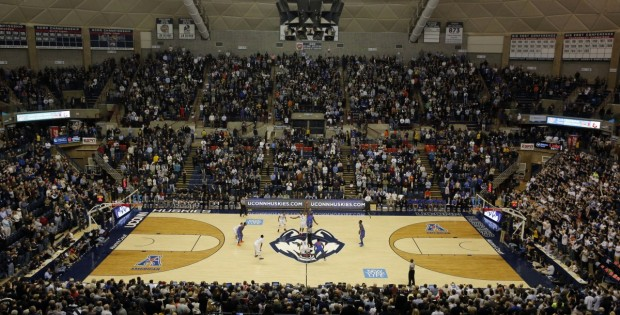 A full Gampel is a fun Gampel. (Photo: David Butler/USA Today Sports)